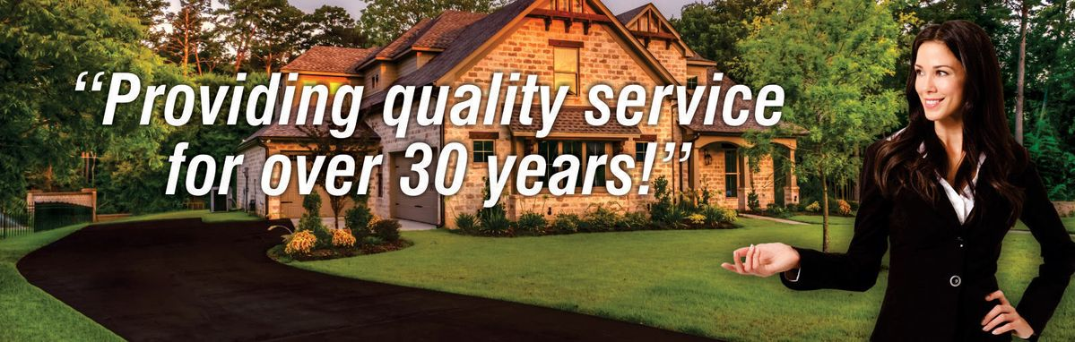 providing quality service for over 30 years